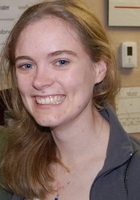 A photo of Courtney who is one of our Houston Physics tutors