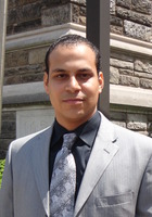 A photo of Mody who is one of our Philadelphia Math tutors