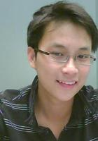 A photo of Vu  who is one of our Phoenix Microbiology tutors