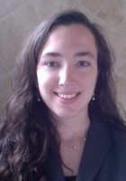 A photo of Amy who is one of our Philadelphia Latin tutors