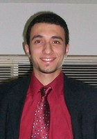 A photo of Fady who is one of our Los Angeles Microbiology tutors