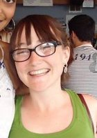 A photo of Amanda who is one of our Washington DC Phonics tutors