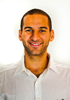A photo of Adham who is one of our Chicago Math tutors