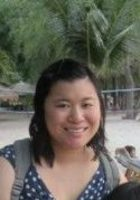 A photo of Clarissa who is one of our San Diego Social studies tutors