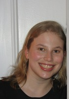 A photo of Adina who is one of our New York City SAT Writing tutors