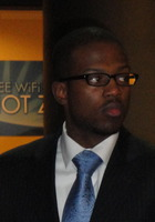 A photo of Lawrence who is one of our New York City GMAT tutors