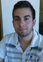 A photo of Zachary who is one of our Phoenix Microbiology tutors