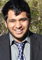 A photo of Hari who is one of our Tucson Social studies tutors