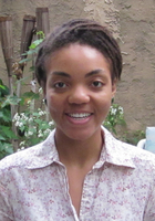 A photo of Imani who is one of our Philadelphia Writing tutors