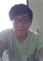 A photo of Tommy who is one of our Atlanta Mandarin Chinese tutors