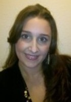 A photo of Nicole who is one of our Seattle Writing tutors