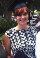 A photo of Lauren who is one of our Atlanta Statistics tutors