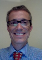 A photo of Colin who is one of our Atlanta MCAT tutors