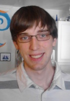 A photo of Matthew who is one of our Science tutors