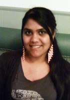A photo of Nitya who is one of our San Diego Microbiology tutors