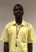 A photo of Isaac who is one of our Atlanta Differential Equations tutors