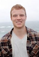 A photo of Evan who is one of our Seattle Writing tutors