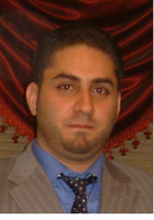 A photo of Massoud who is one of our New York City Chemistry tutors