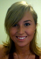 A photo of Ashlee who is one of our New York City SSAT tutors
