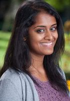 A photo of Kamini who is one of our Los Angeles SAT tutors