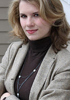 A photo of Hillary who is one of our Atlanta ACT Writing tutors