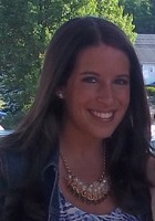 A photo of Alyssa who is one of our tutors in Sussex County, NJ