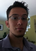 A photo of Rodrigo who is one of our Phoenix Chemistry tutors