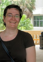 A photo of Rebecca who is one of our Atlanta Languages tutors