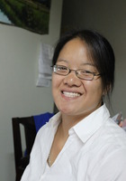 A photo of Emily who is one of our Los Angeles Mandarin Chinese tutors
