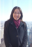 A photo of Geri who is one of our Chicago Languages tutors