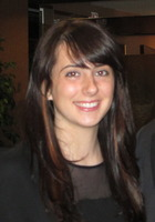 A photo of Lindsay who is one of our New York City Phonics tutors