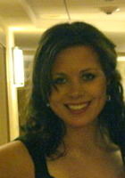 A photo of Alyssa who is one of our New York City Writing tutors