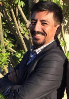 A photo of Marco who is one of our San Diego Writing tutors