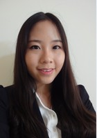 A photo of Zirui (Rachel) who is one of our Chicago Algebra tutors