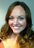A photo of Lindsey who is one of our Atlanta Biology tutors