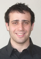 A photo of Eitan who is one of our New York City ACT Writing tutors