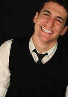 A photo of Daniel who is one of our New York City Writing tutors