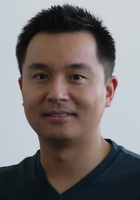 A photo of Ming who is one of our Mandarin Chinese tutors