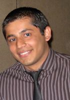 A photo of Karim who is one of our ACT Math tutors