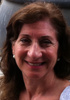 A photo of Sherry who is one of our Writing tutors
