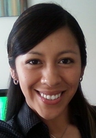 A photo of Luz Janina who is one of our Chicago tutors