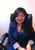 A photo of Lucy who is one of our Atlanta Mandarin Chinese tutors