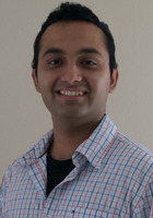 A photo of Chirag who is one of our Physics tutors