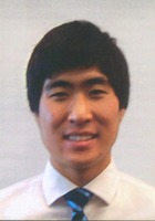 A photo of Jae who is one of our MCAT tutors