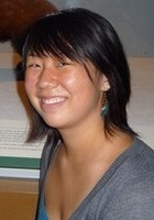 A photo of Frances who is one of our Houston Mandarin Chinese tutors