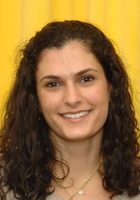 A photo of Yasmine who is one of our Philadelphia Physics tutors