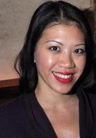 A photo of Athena who is one of our New York City Phonics tutors