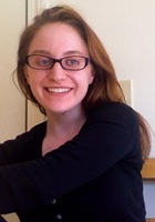 A photo of Margaret who is one of our New York City Elementary Math tutors