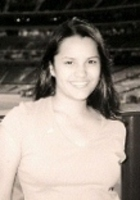 A photo of Erica who is one of our Houston Spanish tutors
