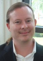 A photo of David who is one of our Houston GRE tutors